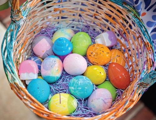 Easter Egg Hunt on March 25th.