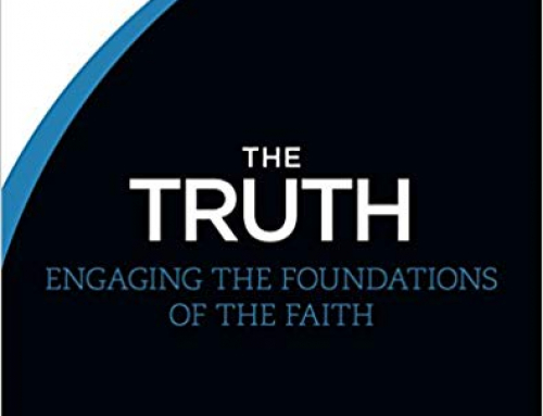 The Truth Bible Study, Wednesdays, January 8, 15, 22, 29, & Feb. 5 at 9:00 a.m.